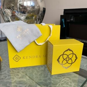 Kendra Scott Bag, Box, and Pouch